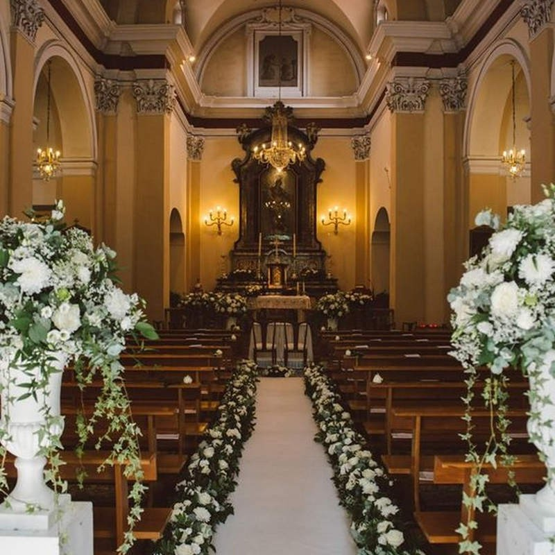 dywan na wejscie do kościoła