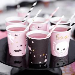 KUBECZKI na Halloween Boo! MIX 6szt