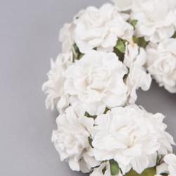 SERDUSZKO urocze z różyczek 10cm