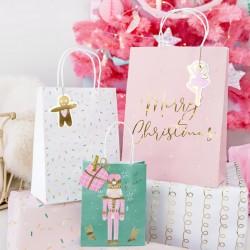 TOREBKI na prezenty świąteczne MIX 3szt