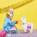 PINIATA zabawa urodzinowa Lama 41x49,5x10cm