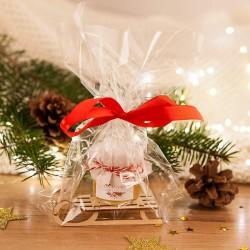PREZENT świąteczny Miód na saneczkach Zimowy Wieczór