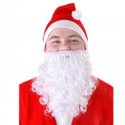 BRODA Świętego Mikołaja na przebranie świąteczne