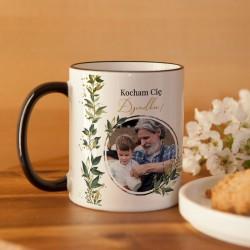 KUBEK na prezent dla Dziadka Święta Dzień Dziadka Z TWOIM ZDJĘCIEM