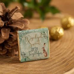 CZEKOLADKA świąteczna na prezent Wykwintne Święta