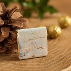 CZEKOLADKA świąteczna na prezent Magia Świąt