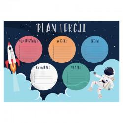 PLAN lekcji DO WYDRUKOWANIA Astronauta Pobierz za darmo!