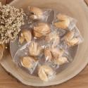 CIASTECZKA z wróżbą do słodkiego stołu 10szt