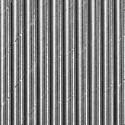 SŁOMKI papierowe metaliczne 10szt SREBRNE