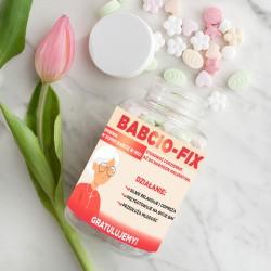 JAK powiedzieć o ciąży Babci gratulacje ala tabletki Babciofix
