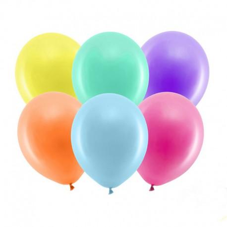 BALONY pastelowe na Roczek i urodzinki 23cm 10szt MUST HAVE