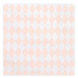 SERWETKi papierowe na urodzinki Unicorn 33x33cm 20szt