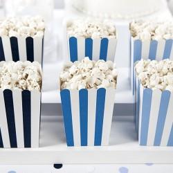 PUDEŁKA na popcorn/słodycze Mały Pilot 6szt