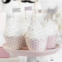 FOREMKI na muffinki Sweets 6szt