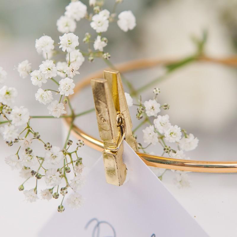 klamerki dekoracyjne złote