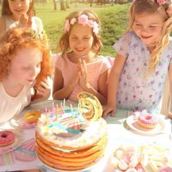 ŚWIECZKI na tort MIX 10szt