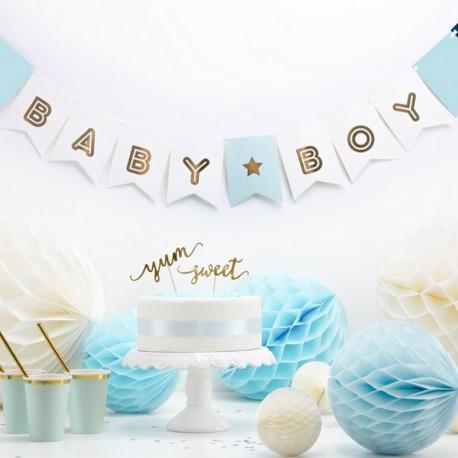BANER Baby Boy mix 15 x 160 cm
