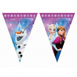 BANER girlanda urodzinowa Frozen Kraina Lodu 2,3m