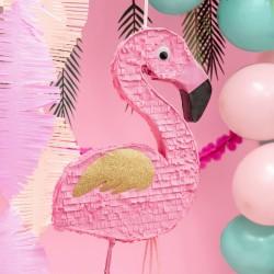 PINIATA urodzinowa Flaming 25x55x8cm