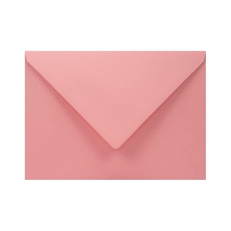 różowe koperty do zaproszeń