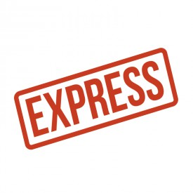EXPRESS: przyspieszenie WYKONANIA zamówienia personalizowanego do 3 dni roboczych