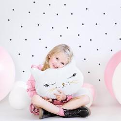 PREZENT dla dziecka poduszka kotek 42x32cm
