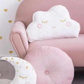 PREZENT dla dziecka poduszka chmurka 60x38cm