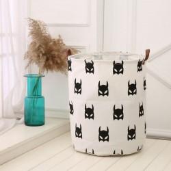 POJEMNIK na zabawki worek na pranie 35x45cm BATMAN