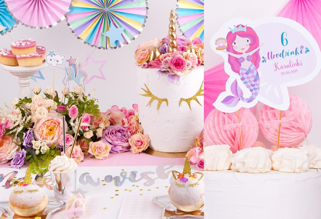 2dedc7fd592a02 Najpiękniejsze dekoracje urodzinowe dla dziewczynki!