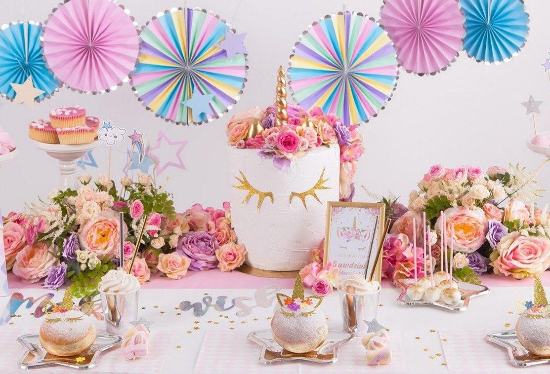 c306430183c11d Najmodniejsze dekoracje urodzinowe z jednorożcem!