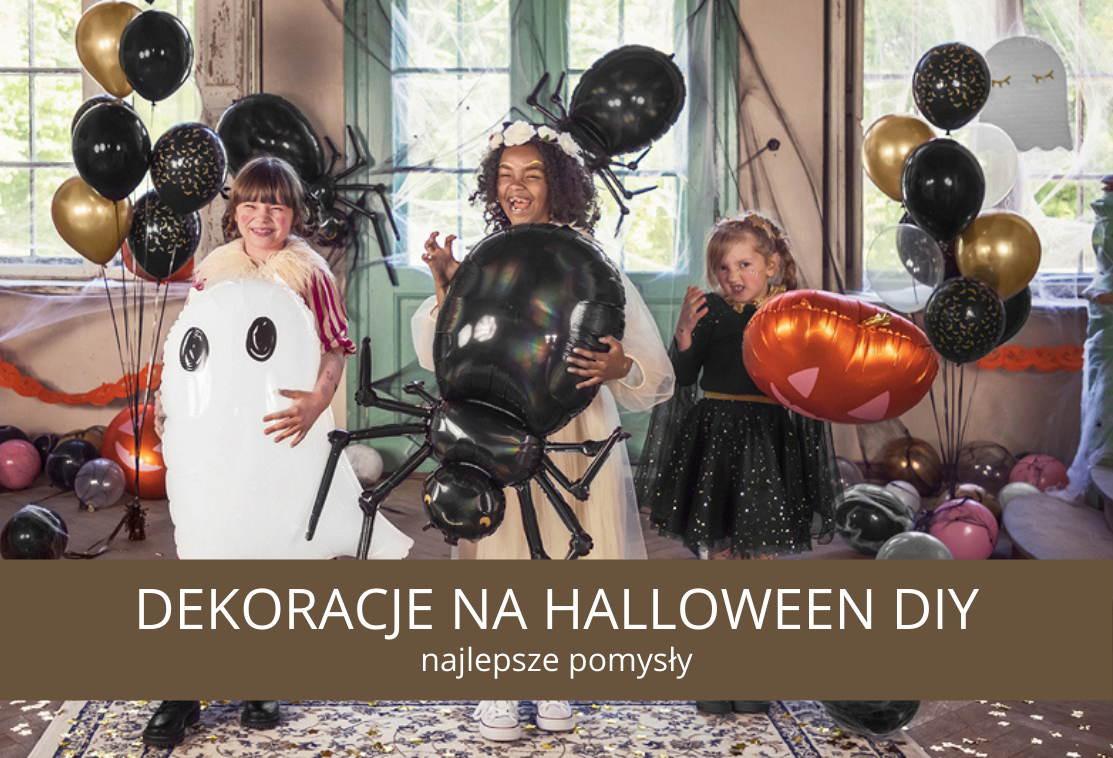 Dekoracje DIY na Halloween, czyli jak samodzielnie przygotować przyjęcie w domu?