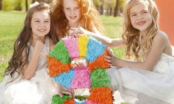 Piniaty na urodziny, roczek i chrzest
