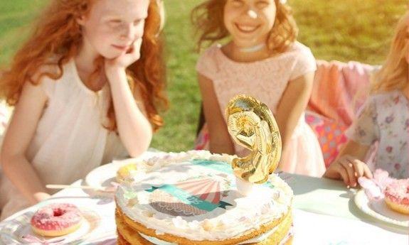 Balony samopompujące na tort