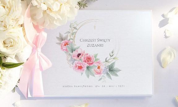Zapach Piwonii - Chrzest