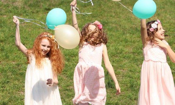 Balony urodzinowe - kolorowe