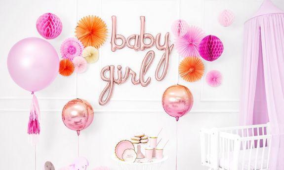 Balony na narodziny