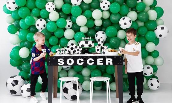 Urodziny chłopca Piłka nożna