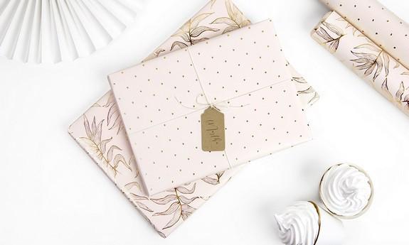 Papiery do pakowania i torby prezentowe