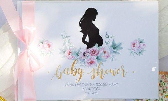 Prezenty na Baby Shower
