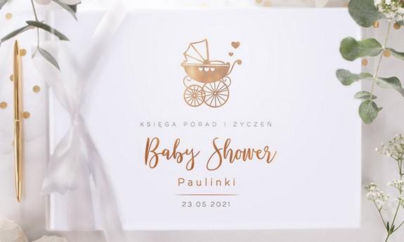 Złoty Wózeczek Baby Shower