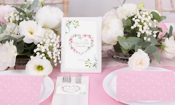Różowe Serce - Chrzest