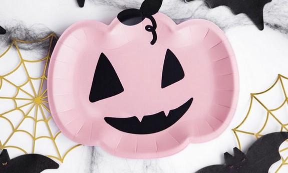 Dekoracje stołu na Halloween