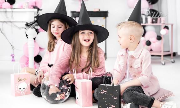 Stroje i przebrania na Halloween