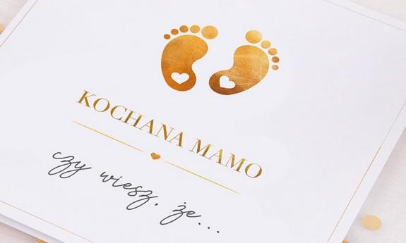 Gratulacje dla Dziadków na narodziny