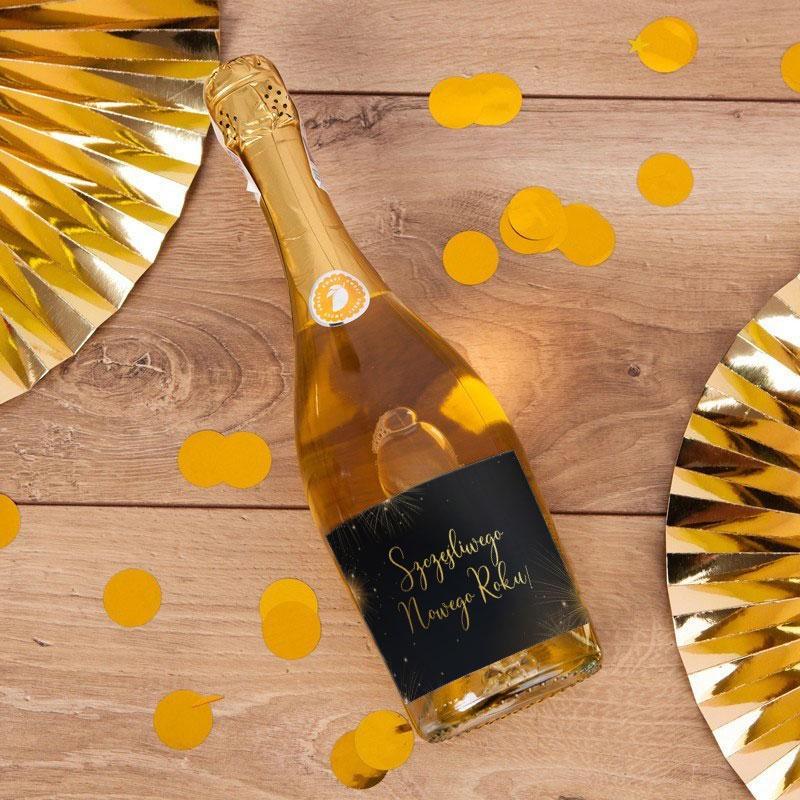 Wino musujące na imprezkę Sylwestrową